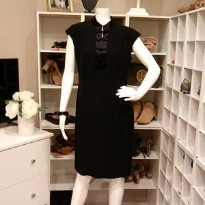 JONES NEW YORK TRADITIONAL CHINESE STYLE DRESS 4